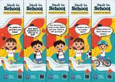 Ενημερωτικά φυλλάδια από αστυνομικούς σε γονείς και μαθητές δημοτικών σχολείων της Μαγνησίας