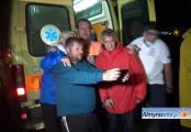 Αίσιο τέλος για τους τρεις εγκλωβισμένους στον Ξηριά Αλμυρού (βίντεο&φωτο)