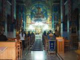 Ιερά Λείψανα των Αγίων Γεωργίου και Νεκταρίου στον Ι.Ν. Κοιμήσεως Θεοτόκου Ευξεινουπόλεως