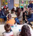 Διδακτικές επισκέψεις του τομέα Υγείας Πρόνοιας και Ευεξίας του 1ου ΕΠΑΛ ΑΜΥΡΟΥ