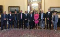 Ενημέρωση Προέδρου Δημοκρατίας για προβλήματα δήμων Αλμυρού και Ζαγοράς