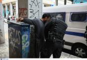 Μενάνδρου: Πάνω από 20 προσαγωγές από την μεγάλη αστυνομική επιχείρηση
