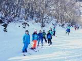 Ε.Ο.Σ. Αλμυρού - Αγωνιστική Χιονοδρομία: Ξεκίνησαν οι προπονήσεις στο Χ/Κ Πηλίου