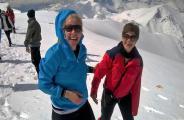 Δράσεις Ε.Ο.Σ. Αλμυρού τμήμα χιονοδρομίας και ορειβασίας