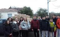 Μαθητές του Γυμνασίου Ευξεινούπολης ανακυκλώνουν καπάκια