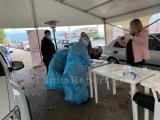 Κορωνοϊός: Ουρές για rapid test στη Λαμία