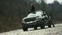 Μία Mercedes μόνο για κυνηγούς!