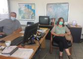 Επίσκεψη Κ. Παπανάτσιου σε δημόσιες γεωτεχνικές υπηρεσίες