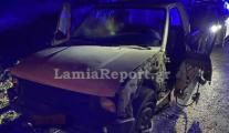 Λαμία : Μεθυσμένος οδηγός κινείτο ανάποδα στην εθνική οδό με σβηστά φώτα