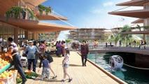Oceanix City: Τι θα γίνει αν ανέβει η στάθμη των θαλασσών -Το σχέδιο για πλωτή πόλη