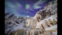Φωτογράφος αποτυπώνει το Βόρειο Σέλας της Λαπωνίας