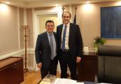 Συναντήσεις Χρ. Μπουκώρου με Υπουργούς για επένδυση στις Νηές και αεροδρόμιο Ν. Αγχιάλου