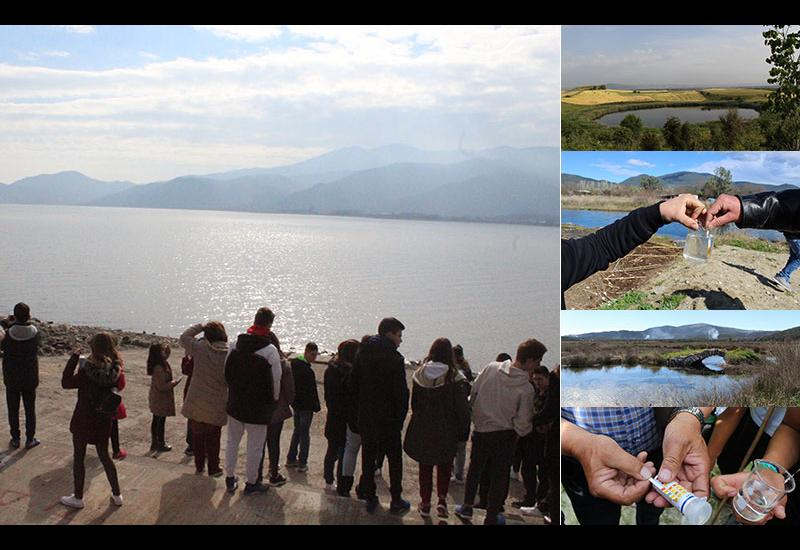 Το Γυμνάσιο Πτελεού ολοκλήρωσε με επιτυχία το Περιβαλλοντικό του πρόγραμμα (φωτο)
