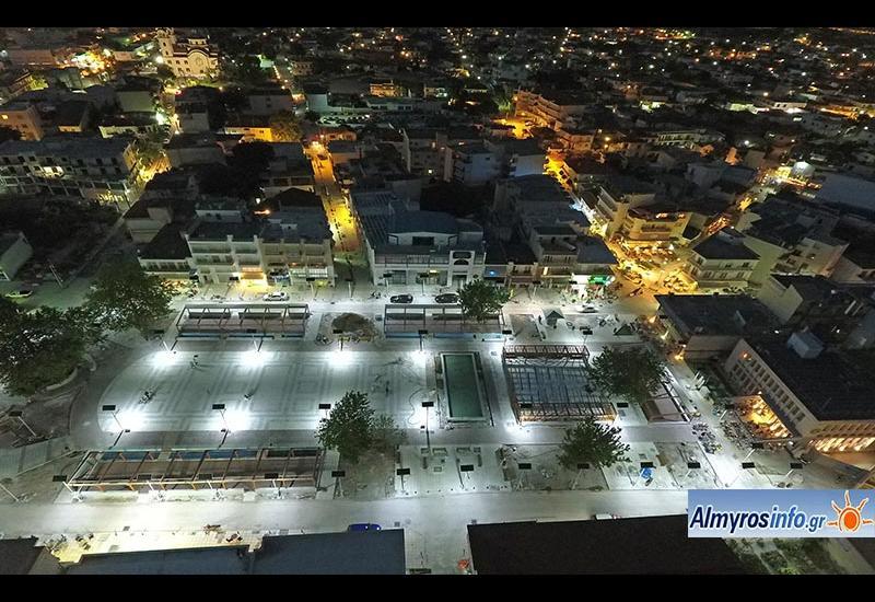 Πρόσκληση σε διαβούλευση για την τροποποίηση της κυκλοφοριακής μελέτης, του κέντρου της πόλης του Αλμυρού