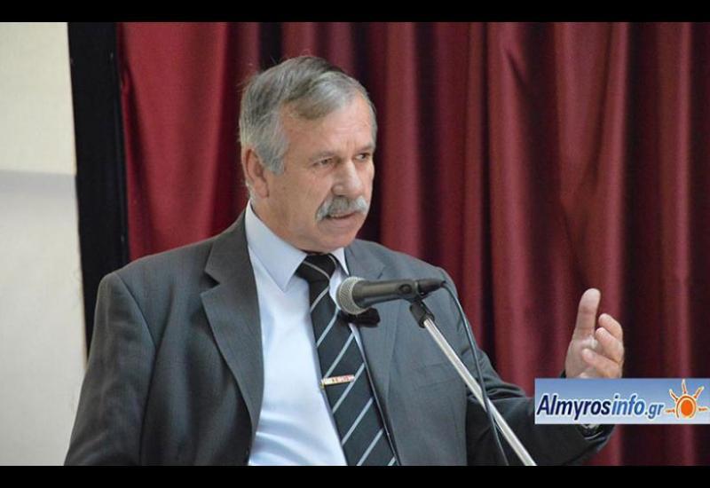 Επιστολή-απάντηση Προέδρου Δ. Κ. Ευξεινούπολης κ.Τέφογλου προς Δήμαρχο Αλμυρού