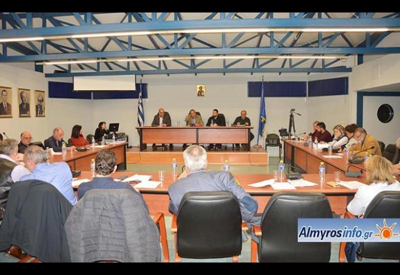 Στο δημοτικό συμβούλιο το πόρισμα του κατασταλτικού ελέγχου στο Ταμείο του Δ. Αλμυρού για το οικ. έτος 2011