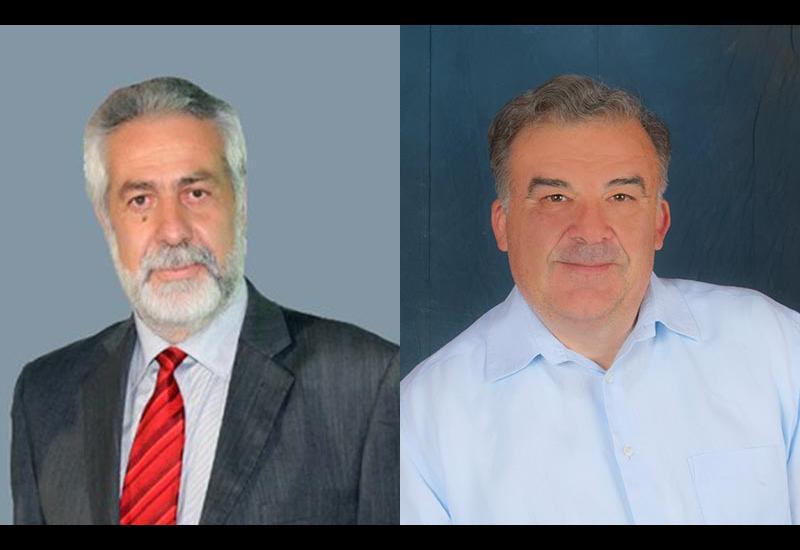 Ο Κων/νος Κρανάς με τον συνδυασμό του Δημ. Εσερίδη στις ερχόμενες εκλογές του Μαΐου