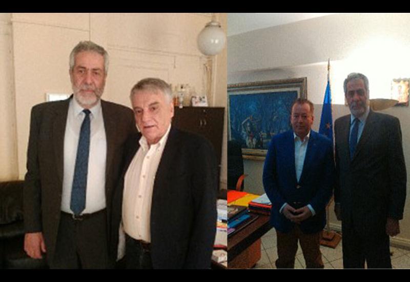 Στην Αθήνα ο Δήμαρχος Αλμυρού για την προώθηση θεμάτων του Δήμου