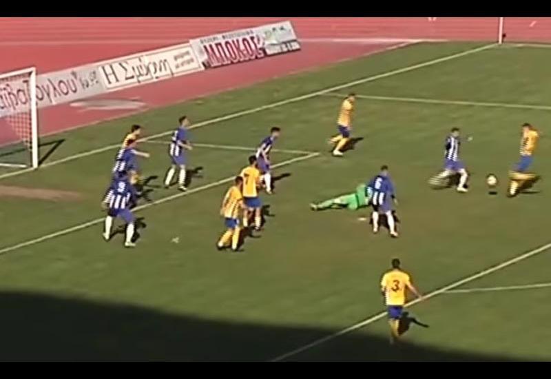 Νίκη Βόλου - Γ.Σ. Αλμυρού 3-2 (βίντεο)