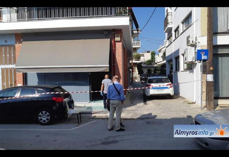 Ταυτοποιήθηκε και έκτος δράστης για την κλοπή σε κοσμηματοπωλείο του Αλμυρού