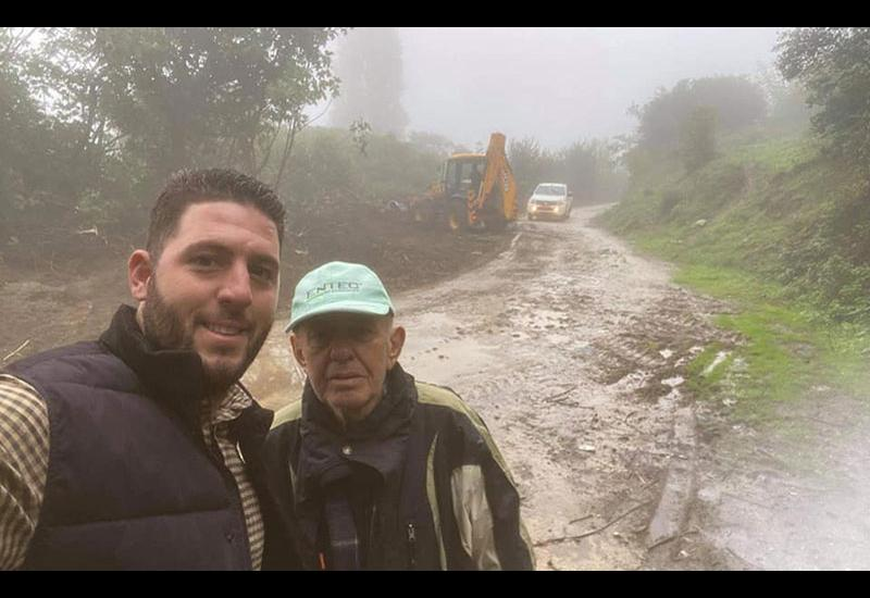 Καθαρισμός ρεμάτων στους Κοκκωτούς από το δήμο Αλμυρού (φωτο)