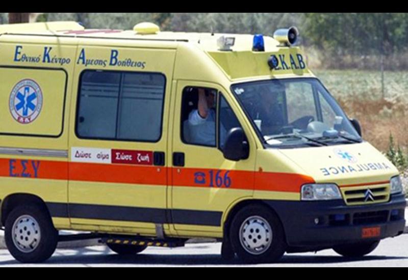 Αιφνίδιος θάνατος 45χρονου στον Αλμυρό
