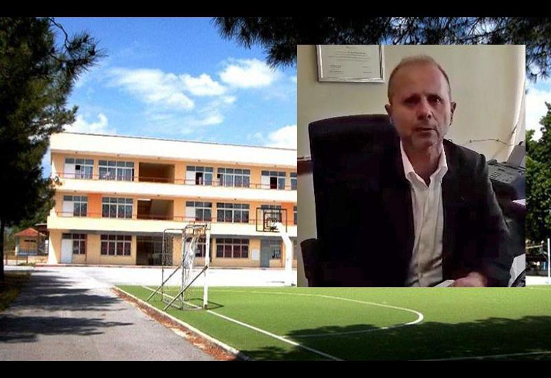 Ο διευθυντής του ΓΕΛ Αλμυρού για την εκκένωση του σχολείου (βίντεο)