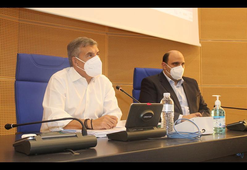 Ιανός: H Περιφέρεια Θεσσαλίας ζητά χρηματοδότηση για 9 νέα έργα στο Δήμο Αλμυρού, προϋπ. 13,5 εκ. ευρώ