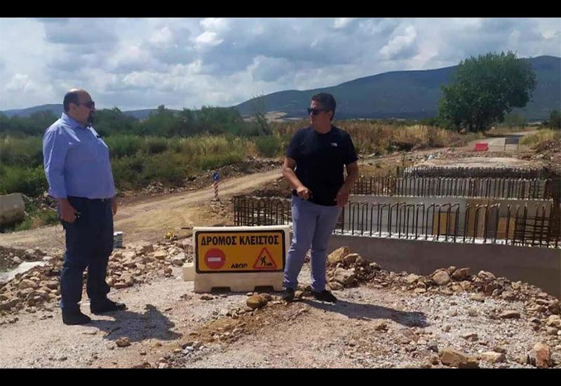 Χρ. Τριαντόπουλος: Προχωρούν τα έργα αποκατάστασης στον Αλμυρό – Στα 5,8 εκατ. ευρώ η χρηματοδότηση