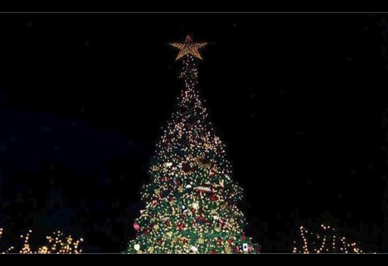 Το Σάββατο 14/12 το άναμμα του Χριστουγεννιάτικου δέντρου στον Αλμυρό